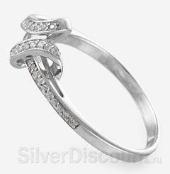 Кольца из белого золота мы не продаем. Но есть отличные модели из серебра!