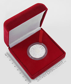 Футляр для монеты со знаками зодиака