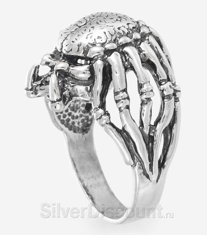 Кольцо из серебра из фильма Хищник (Чужой против Хищника)