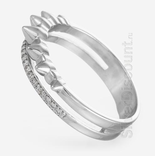 Кольцо с шипами, вид сбоку (нажмите для увеличения)